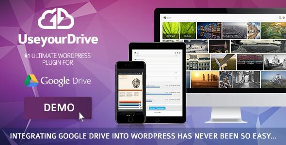1507350328 useyourdrive - افزونه فارسی اتصال مستقیم Google Drive به آرشیو وردپرس UseyourDrive