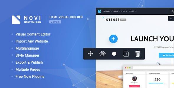1555578395 novi - اسکریپت کسب کار Novi |دانلود اسکریپت HTML - Novi | اسکریپت Novi - HTML Page Builder & Visual Content Editor