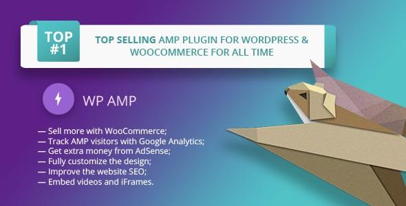 1544854118 wpamp - افزونه وردپرس بهینه سازی ووکامرس برای نمایش در موبایل WP AMP