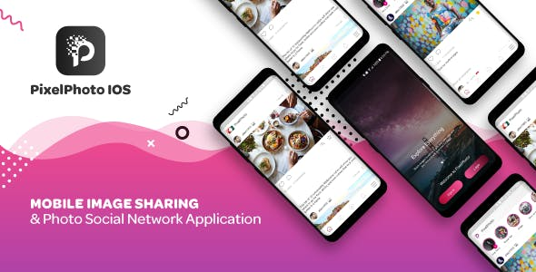 1556698220 pixelphotoios - دانلود سورس اپلیکیشن مشابه اینستاگرام  pixelPhoto + آموزش نصب و راه اندازی