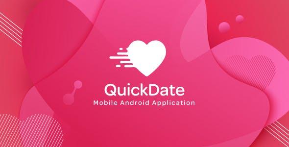 اسکریپت + سورس اپلیکیشن شبکه اجتماعی Quick Date