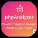 اسکریپت آنالیز اینستاگرام php analyzer | اسکریپت اینستا آنالیزر راستچین + RTL