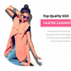 قالب فروشگاهی لباس زنانه و مد fashion Woocommerce | دانلود رایگان + آموزش نصب + RTL