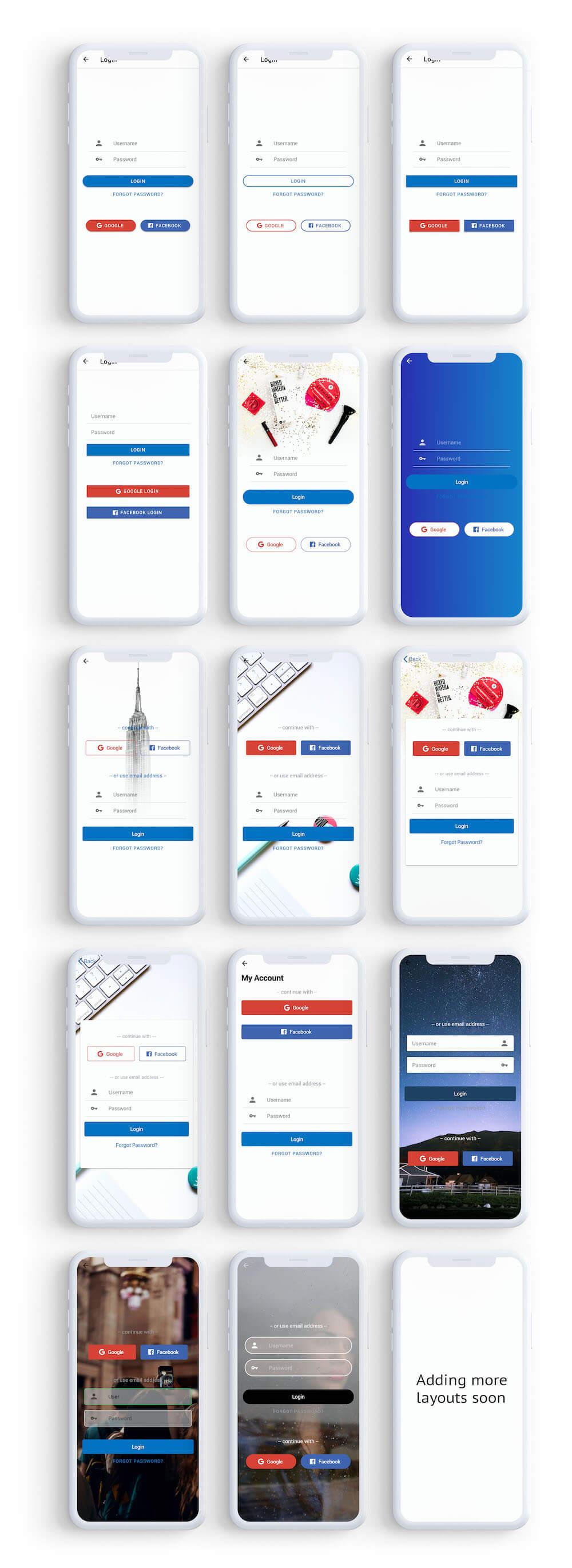 سورس اپلیکیشن ووکامرس Ionic (اندروید و iOS ) RTL