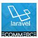 اسکریپت فروشگاهی Laravel Ecommerce + پنل ادمین + RTL